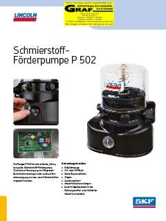 Pumpe 502