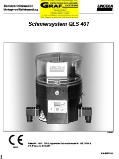 Pumpe QLS 401 (deutsch)