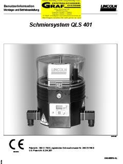 Pumpe QLS 401 (deutsch)